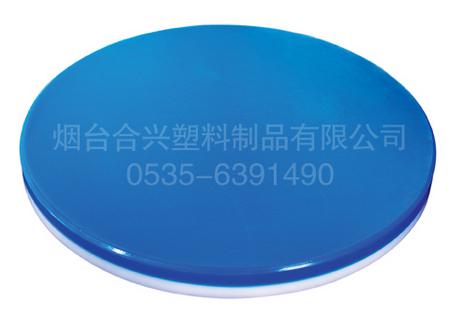 蓝白双色塑料砧板