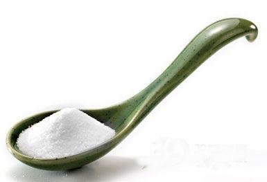 撒盐消毒法